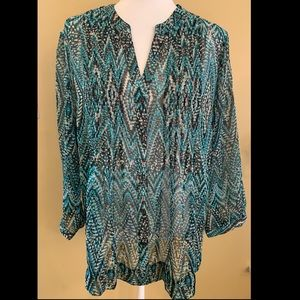Tunic by Charter Club. Size XL